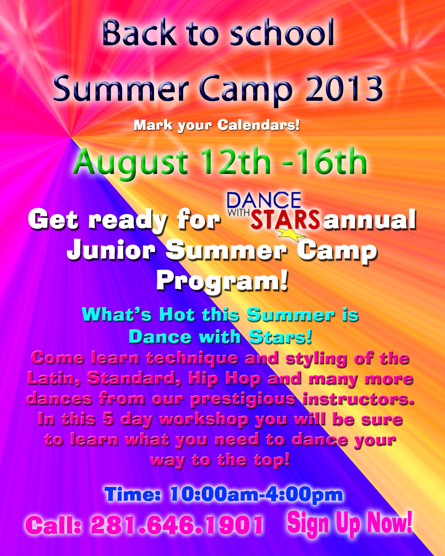 SummerCampPoster2013